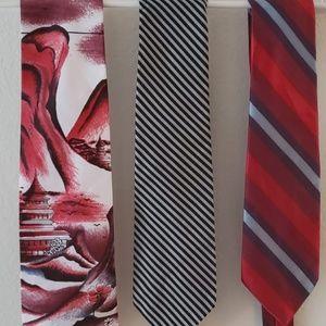 Silk Neckties 3 for 20